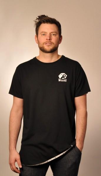 mizaru ® | miza mr. black | mizaru | schwarzes Shirt | Herren