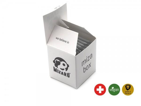 mizaru ® ENERGY POWDER | miza box | stay fresh | Reisebox | 10 Stk.