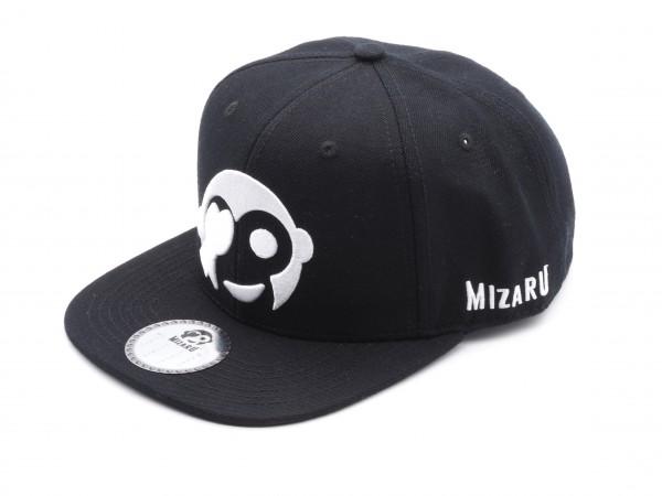 mizaru ® | miza headdicted | schwarze Cap
