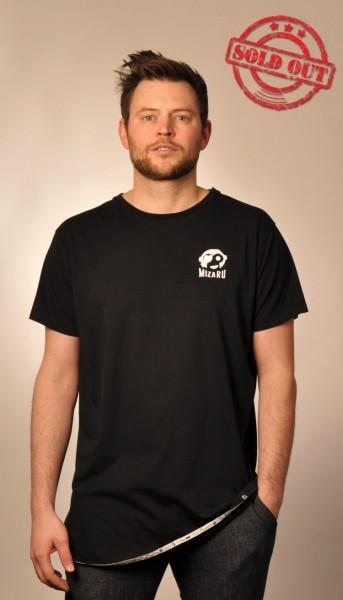 mizaru ®   shirt   miza mr. black   schwarz   Herren   M, L, XL